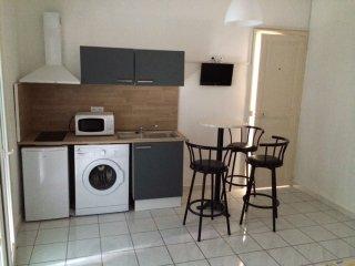 Appartement 40m2 Béziers Centre, 15 min des plages