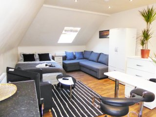 Superb studio flat-sleeps 4 in BRICK LANE
