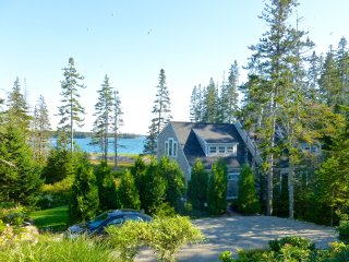 Home & Cottage w/ Great Ocean Views near Acadia, Tremont