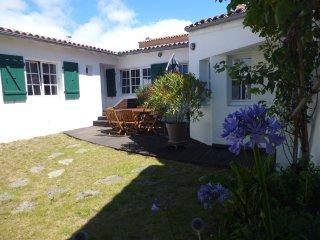 maison de village au calme avec jardin