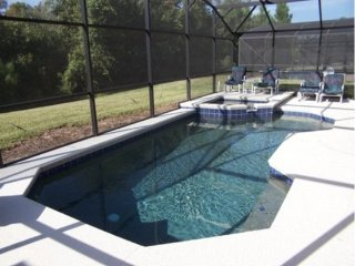 5 Bedroom 3 Bath Pool Home with Conservation View. 157RC, Loughman