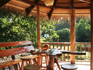 Oceanfront hideaway just 50 meters from the sea, Punta Uva