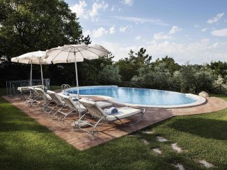 Nobile Vacation Rental Villa in Tuscany