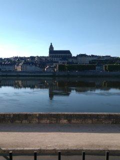 House on the Loire, Heart of Blois, Bike shelter