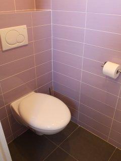 WC pale lilac