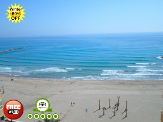 1744704 – El Campello Beachfront