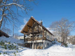 KOHO, 3BR Family Chalet in Hirafu Village Center, Kids Room, Niseko, Kutchan-cho