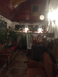 traditional romanian room