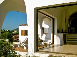 Maison de luxe avec vue sur la mer et WiFi, Sainte Lucie De Porto Vecchio