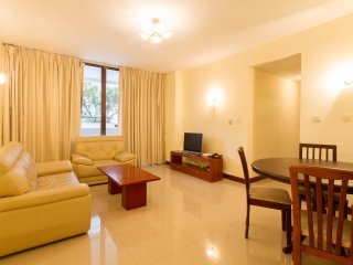 Pool and Garden view 2 bedroom apartment for rent, Colombo