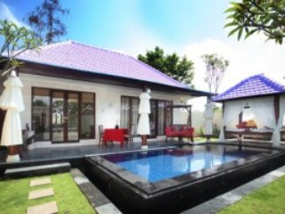 1BR Private Pool Villa In Kuta