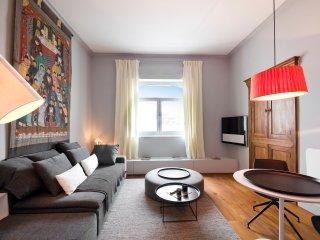 Grand studio idéalement situé en front de mer, St-Jean-de-Luz