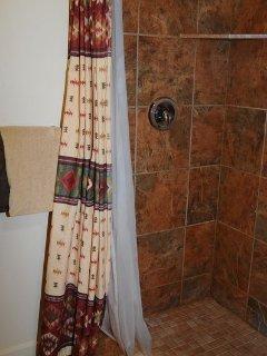 Rim Vista 1A8 - Master Bathroom Shower