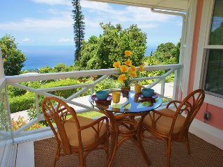 Beautiful Views, Beautiful Home, Beautiful Grounds! Hale Pu'ulani, Holualoa