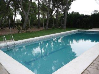 CASA  n.4 aire acondionado wifi piscina Lametlla, L'Ametlla de Mar