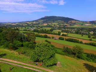 View of the Skirrid