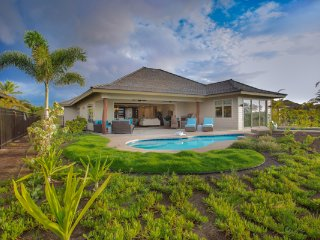 Gorgeous Four Bedroom Big Island Vacation Home in Mauna Lani, Waimea