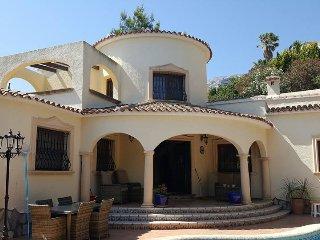 Private  villa in Denia sea and mountain views