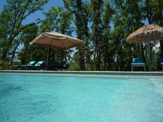 Maison avec piscine pour 5 pers, le Cap, Montauroux