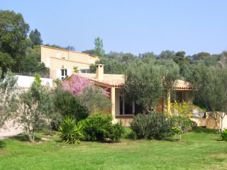 Well-appointed house with terrace, Porto-Vecchio