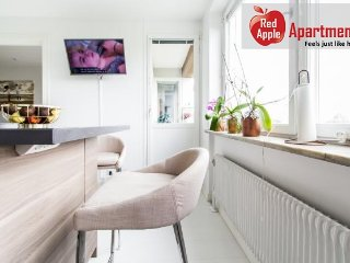 Great Location in Stockholm Solna - Unique Top Duplex Apartment - 6676, Estocolmo