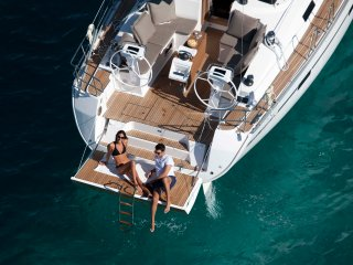 Yacht for rent Bavaria Cruiser 51, Paleo Faliro