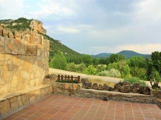 Vistas a la Serranía de Cuenca