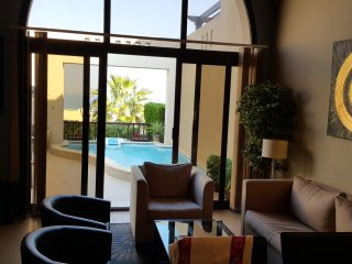 Private 2BHK Villa in the Cove Rotana Resort