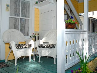 Adorable Downtown Apartment. Just park and walk., Saint Augustine