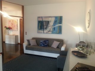 Spacious AL CORSO Family Apartment with Free Private Garage