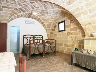 Holiday house Mono Grotta 1 in Parabita in Salento a few km from Gallipoli