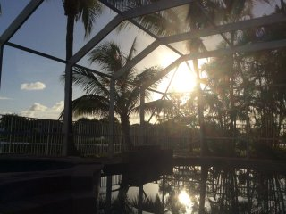 Amazing lake view villa Private pool spa Stuart/fl, Jensen Beach