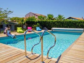 Villa Itsas Ondoa..... SPRING PRINTEMPS ETE 2017