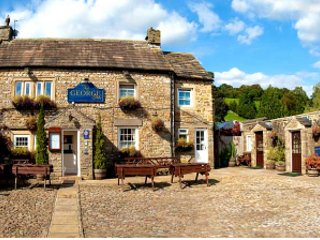 The George Inn Thoralby Double Room 1, vacation rental in West Burton