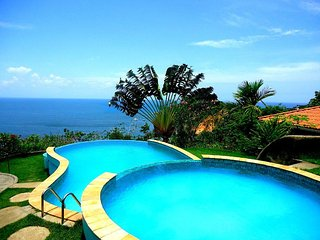 Sun7 Bungalow with amazing sea view, Morro de Sao Paulo