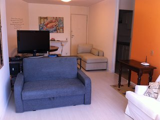 Nice apartment in a flat in, close to the beach, Río de Janeiro