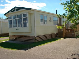 (No 25) a light and airy modern mobile home, Dawlish