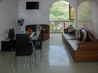 Apartamento  con balcon - C9BAH