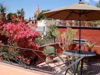 Casa Tenerias : CASA PRINCIPAL, San Miguel de Allende