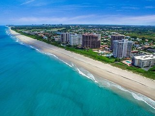 Juno Beach Masterpiece – Steps from the Water w/ Private Pool, North Palm Beach