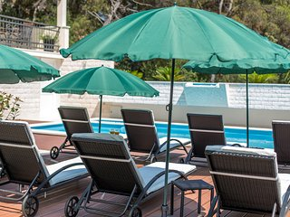 Studio with a swimming pool, balcony and free parking - Villa Fani