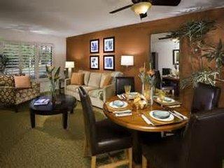 Desert Trip 1 BR Suite- 1 week rental Sleeps 4, Cathedral City