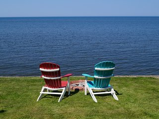 Lakefront 2B Cottage Point Breeze,NY(Lake Ontario)