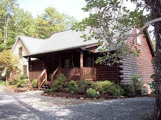 Stone Mountain State Park Rustic Cabin