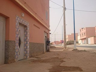Afoud N' Tkida chez Abdou a Aglou, Tiznit