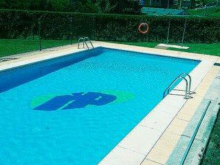 Apartamento para 5 personas con piscina en la s20, Santander