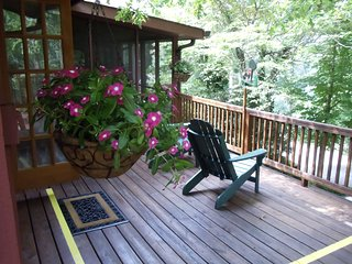 Tree Top Room, Dahlonega