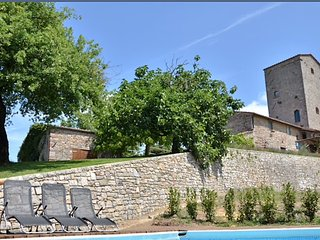 Torre di Cancelli - luxury villa in Chianti!, Gaiole in Chianti