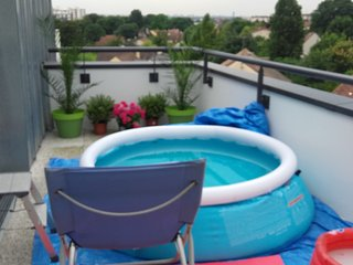 F2 60m2 + terrasse privée proche PARIS, Champigny-sur-Marne
