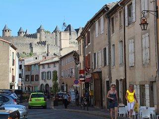 Sweet Suite au pied de la cité, Carcassonne